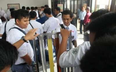 Unjuk gigi siswa UQ di Pekan Karya Ilmiah